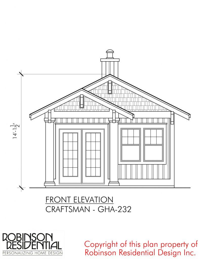 Craftsman GHA-232