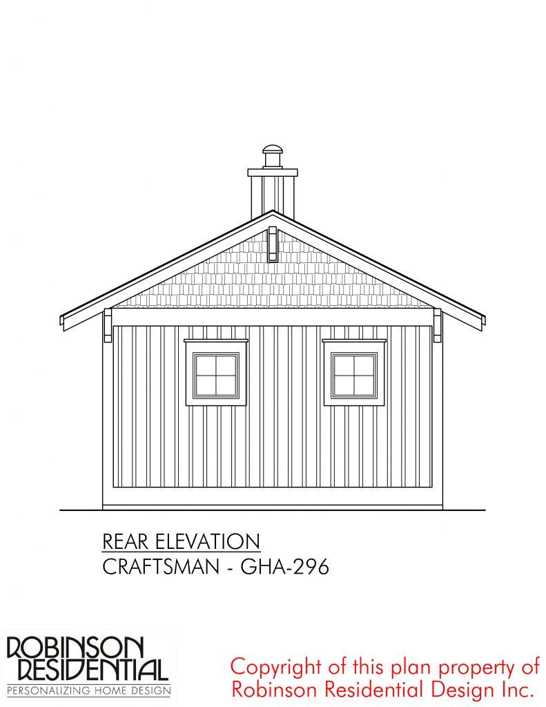 Craftsman GHA-296