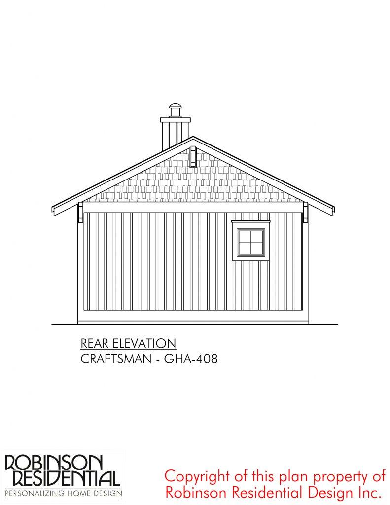 Craftsman GHA-408