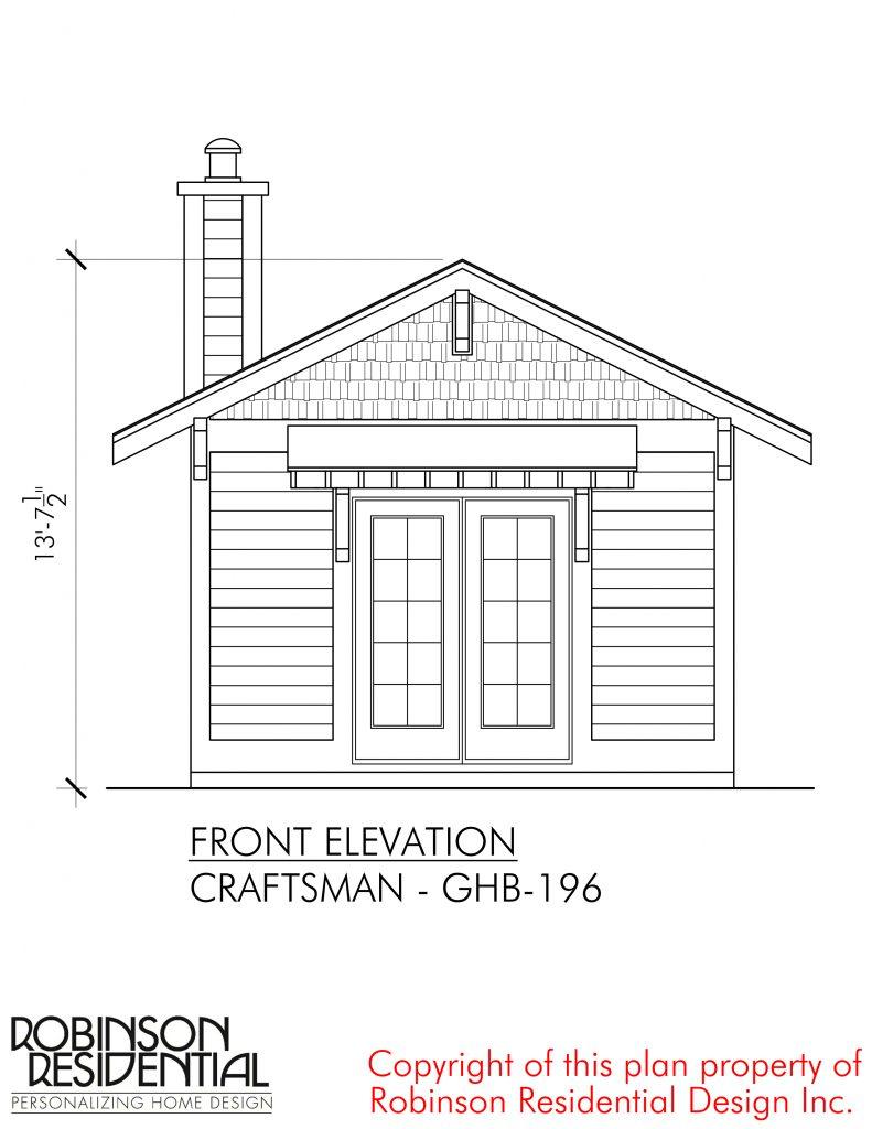 Craftsman GHB-196