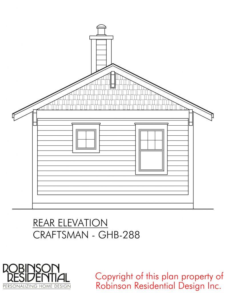 Craftsman GHB-288