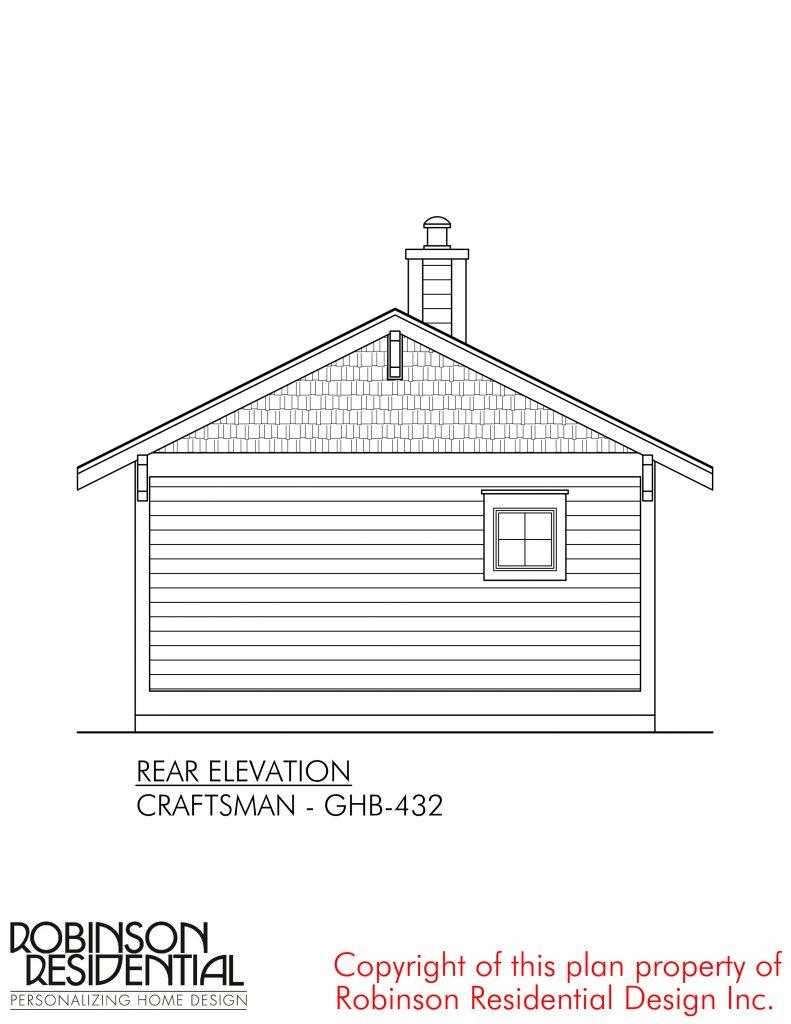 Craftsman GHB-432