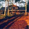 CRAFTSMAN HOME PLANS - F-1720 - FRONT EXTERIOR - MINNESOTA
