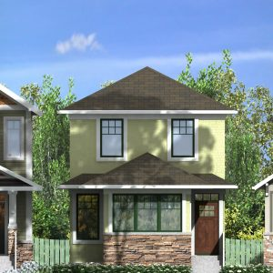 CRAFTSMAN HOME PLANS - SCARTH-1648