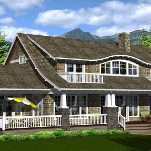 CRAFTSMAN HOME PLANS - I-SERIES