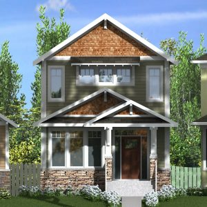 CRAFTSMAN HOME PLANS - RETALLACK