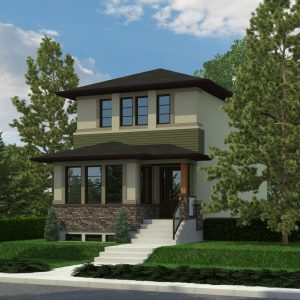 PRAIRIE HOME PLANS - DYSART