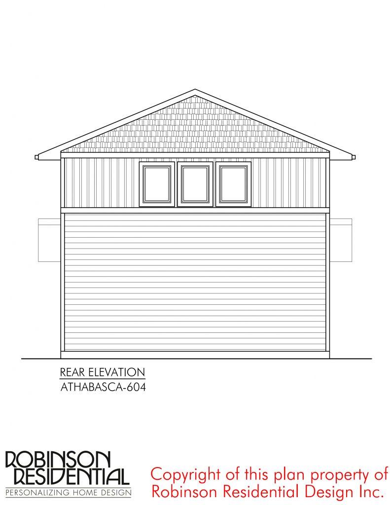 Craftsman Athabasca-604