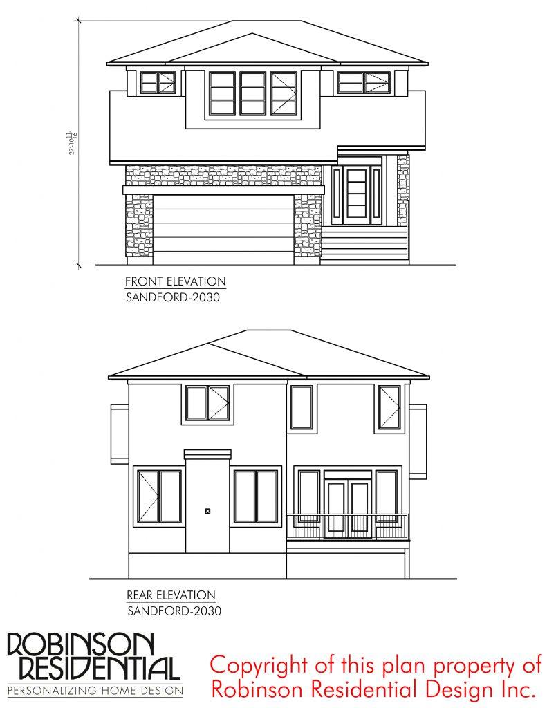 Contemporary Sandford-2030