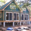 CRAFTSMAN HOME PLANS - WW-DOUBLE - FRONT & SIDE 2 - ONTARIO
