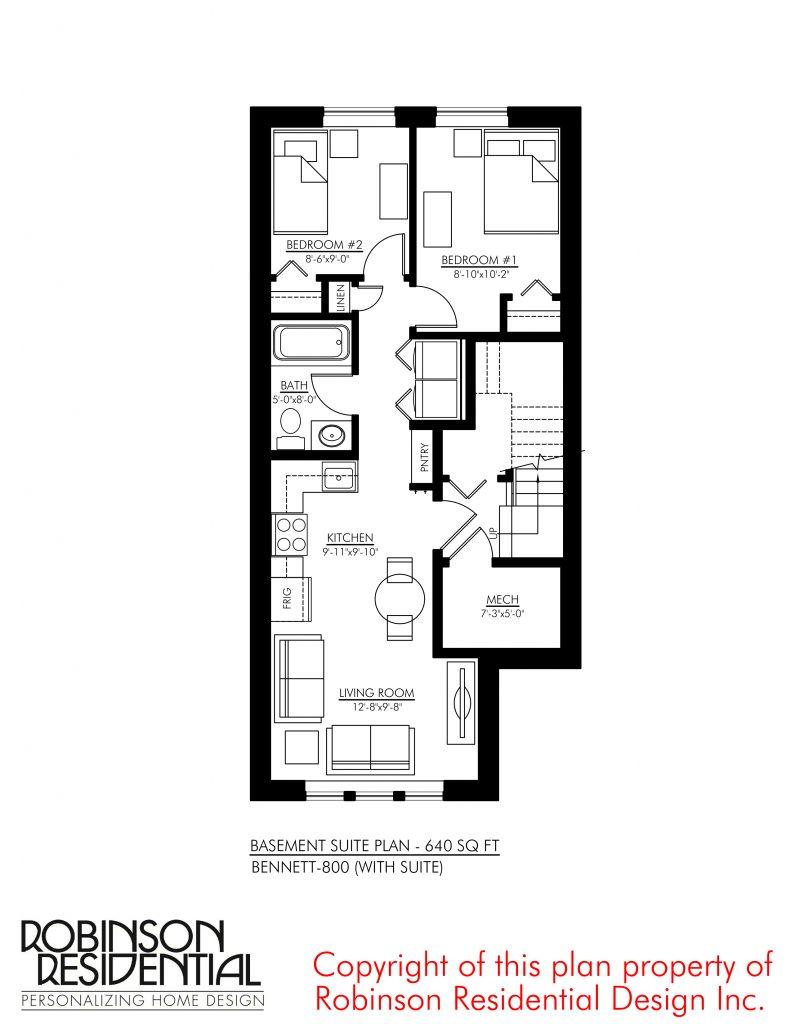 Tudor Bennett-800 (with Suite)