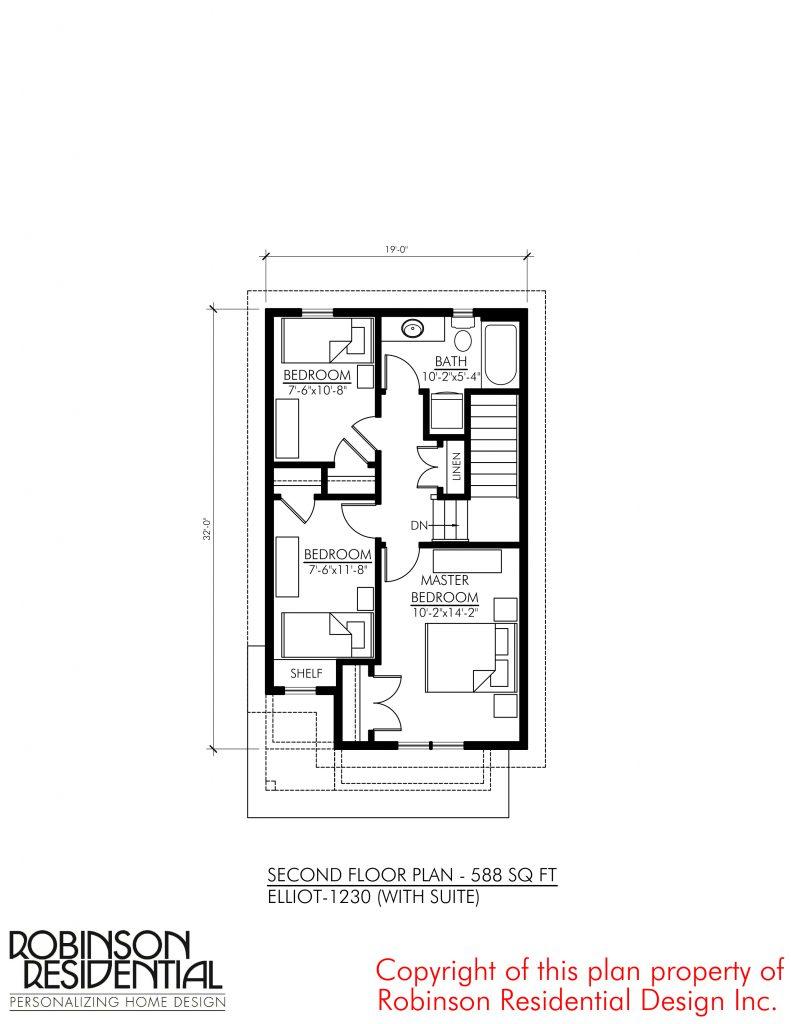 Craftsman Elliott-1230 (with Suite)