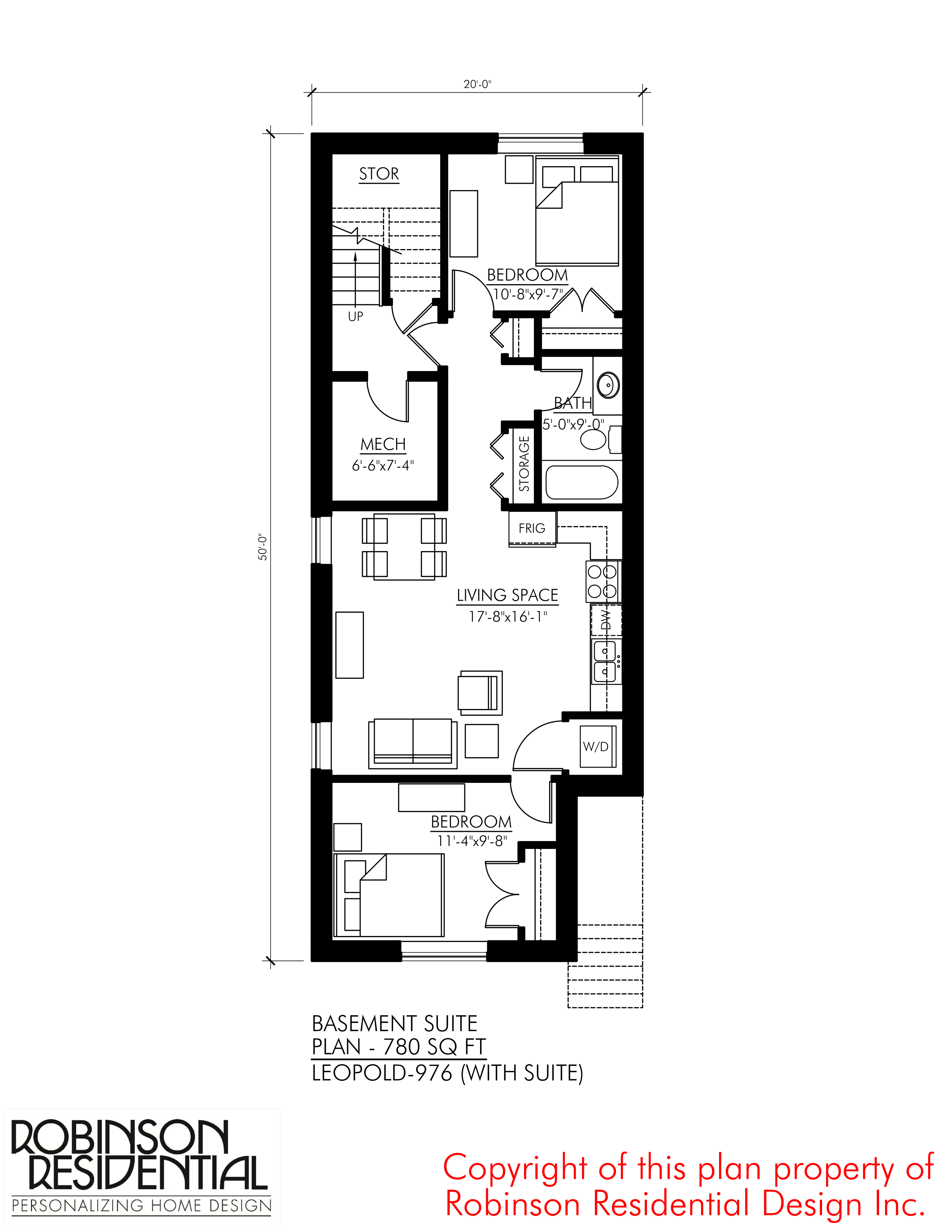 Craftsman Leopold 976 With Suite Robinson Plans