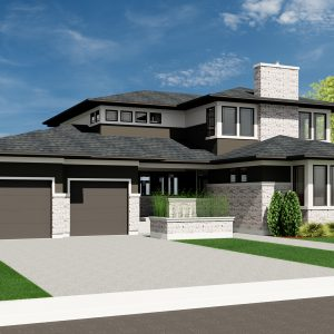 Prairie Home Plans Robinson Plans