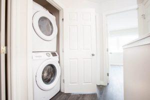 Secondary Suite Laundry