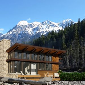 SMALL HOME PLANS - BRITISH COLUMBIA-570
