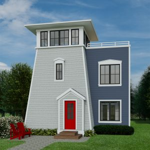SMALL HOME PLANS - NOVA SCOTIA-1211
