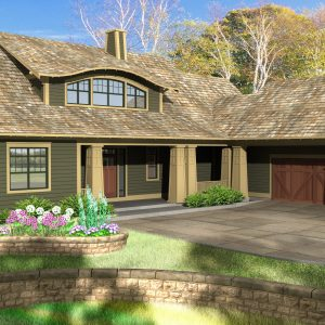 CRAFTSMAN HOME PLANS - JG-SERIES