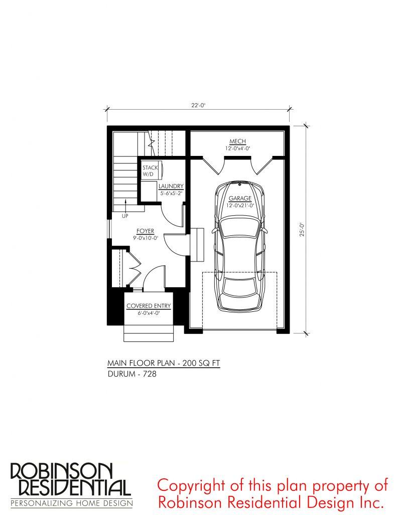 Modern Farmhouse Durum-728