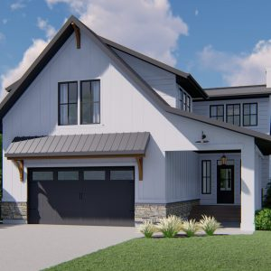 MODERN FARMHOUSE PLANS - VANTAGE-2484_UPDATED