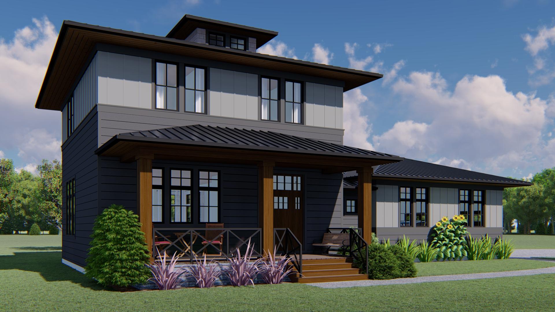 Modern Farmhouse Springfield 2123